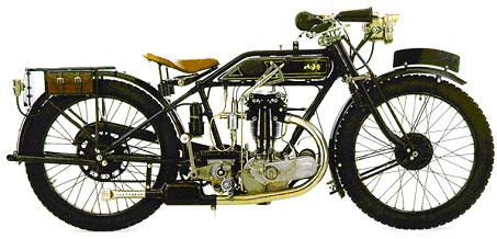 les premiere moto